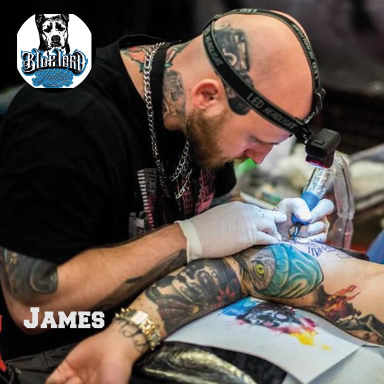 Bluelord Tattoo
